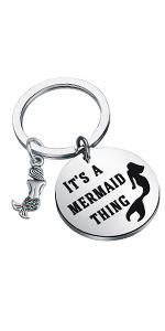 Beach Style Mermaid Theme Gift Pretty Mermaid gift Nautical Gifts Beach Nautical Sea Creature Shells