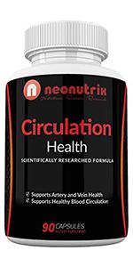 Neonutrix Circulation Health