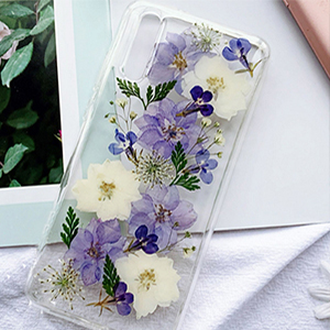 Dried Flower for Resin Acrsikr Natural Dried Pressed Flower Purple