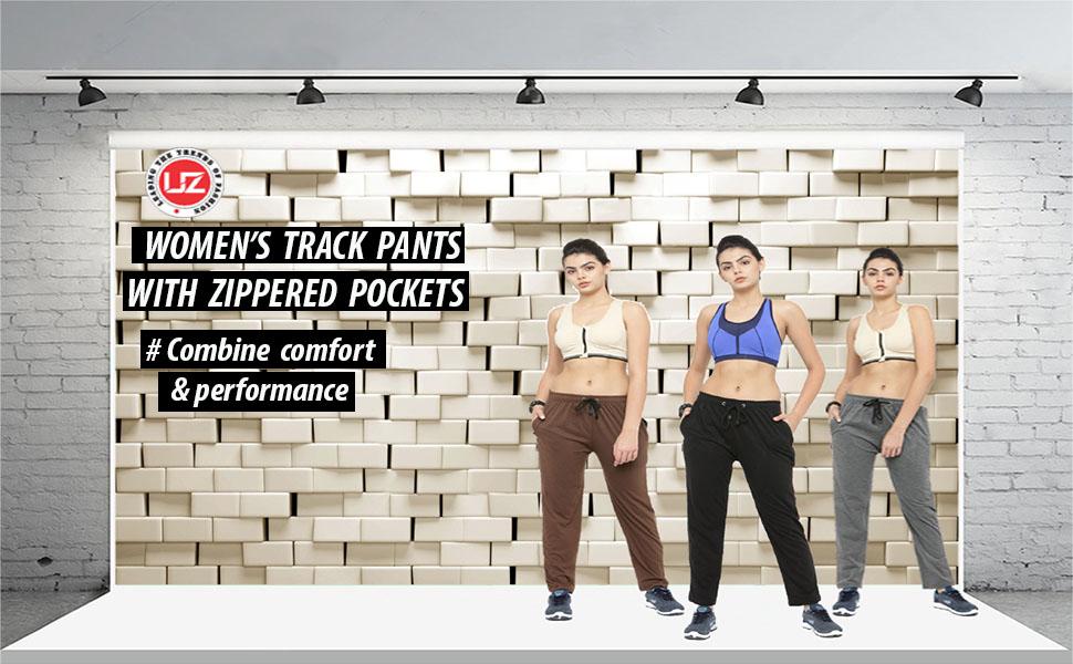 uzarus women's track pants