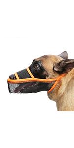 Mesh Dog Muzzle