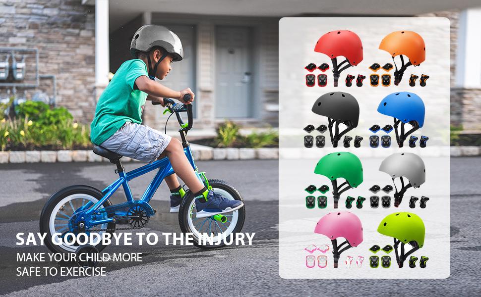kids helmet pad