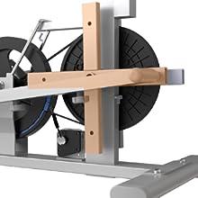 stationary exercise equipment