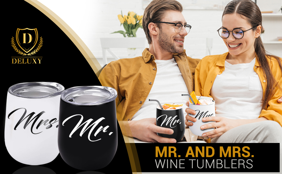 mr and mrs gifts bridal shower gifts for bride deluxy