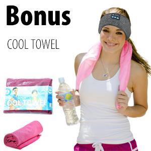 bonus Cool Towel