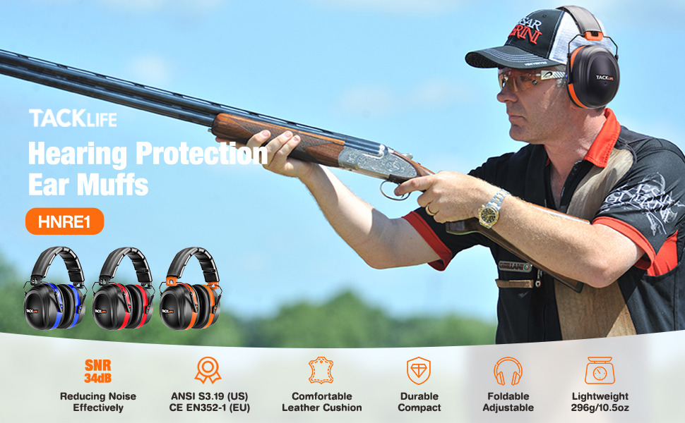 shooting ear protection