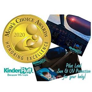 sunshade award-winning sunshade certified for car window truck train plane flight pilot ship minivan