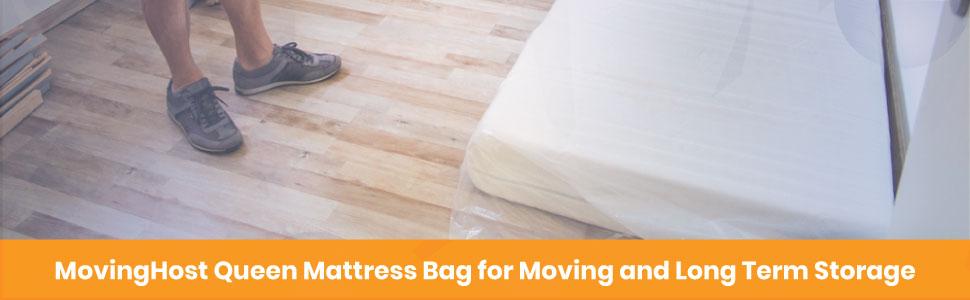 Amazon Com Mattress Bags For Moving Queen Mattress