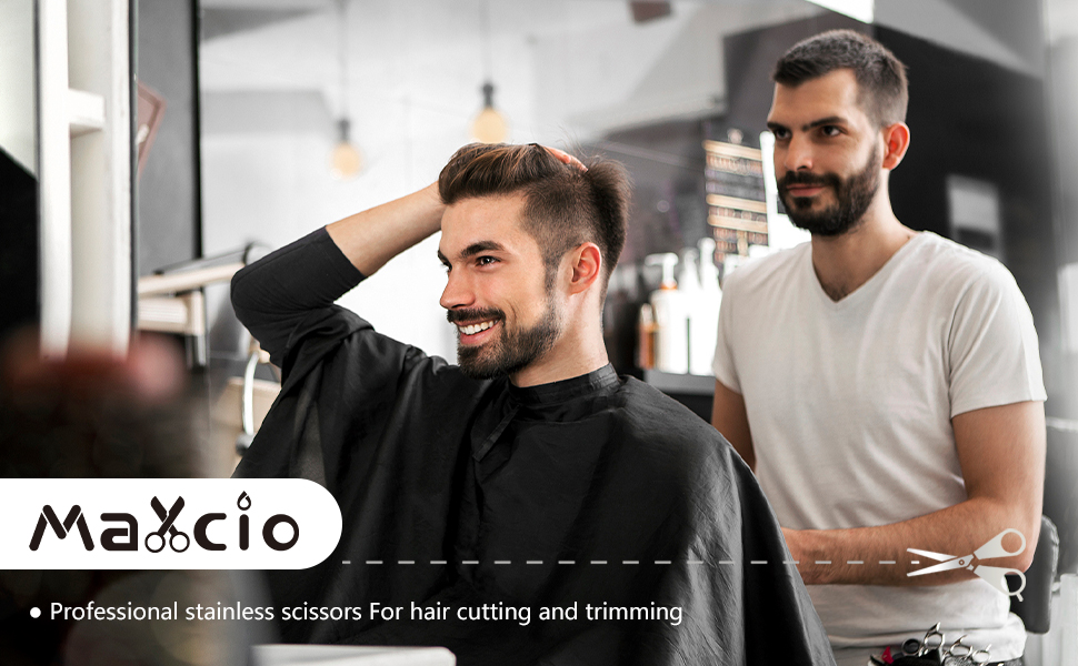maxcio haircut set