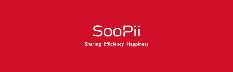SooPii logo