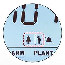 audio alarm