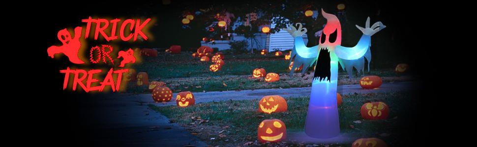 1.2-1.6 m welltop Inflatable Costume D/éguisement Gonflable Faucheuse Halloween Costumes Fancy Dress pour Ados et Enfants