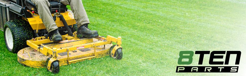 Lawn Mower Deck Spindle