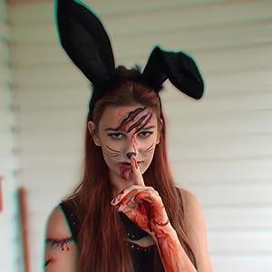Masquerade Bunny Headband