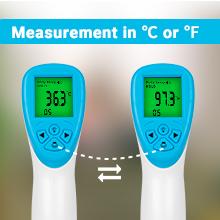 Memorize 32 temperatures