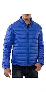 mens puffer jacket bubble jacket puffer coat