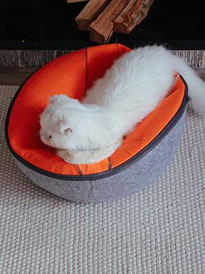 Viviance ZHVIVY 3m x 4m 35mm Cat Cargo Net Square Mesh
