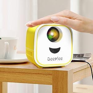 mini size projector