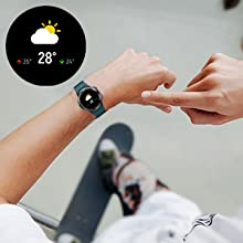 LATEC fitness tracker smartwatch