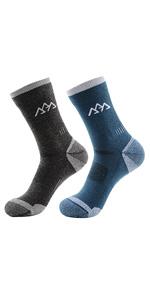 men's merinol wool hiking socks