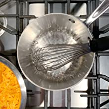 Sodium Citrate Make Cheese Sauce Step 1 Boil Water Add Sodium Citrate