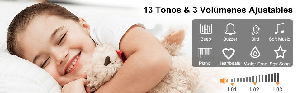 alarm clocks for kids