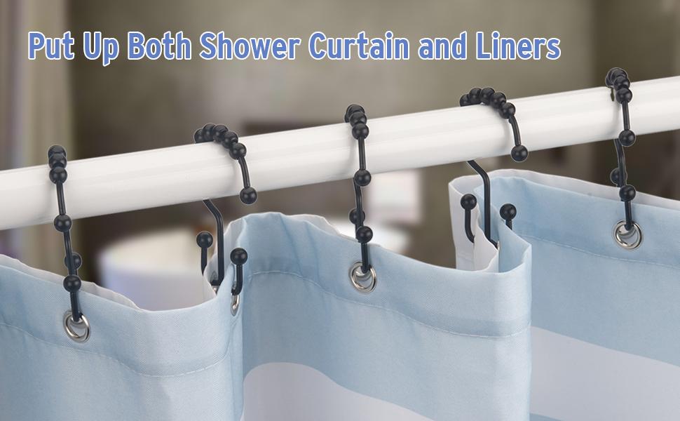 shower hooks