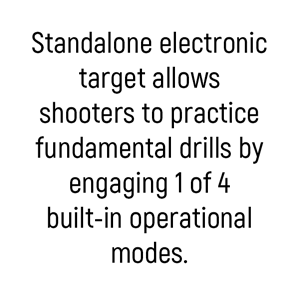 standalone electronic Target practice