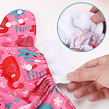 Exqline baby cloth diapers are designed to save money, save planet and save baby's delicate skin!
