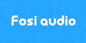 Fosi Audio Home Bluetooth Amplifier