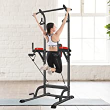 Pull-up Station