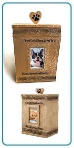 pet urn for ashes, cat urn for ashes, dog urn for ashes, small pet urn, pet memory box, cat urns