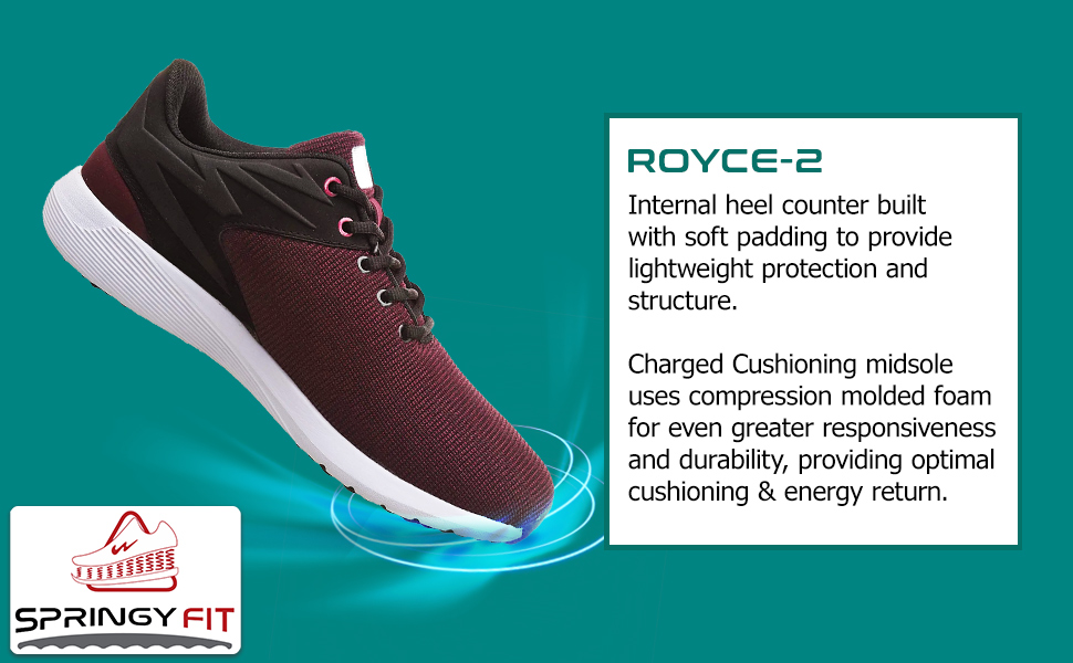 Royce-2 Spring Fit