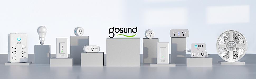 gosund smart devices
