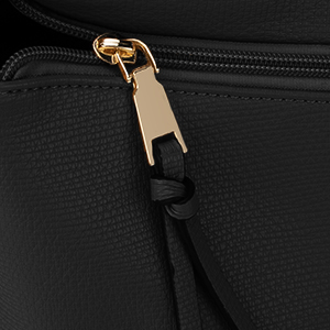Smooth Entire Zipper
