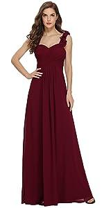 one shoulder dress floor length chiffon dress special ocassion dress