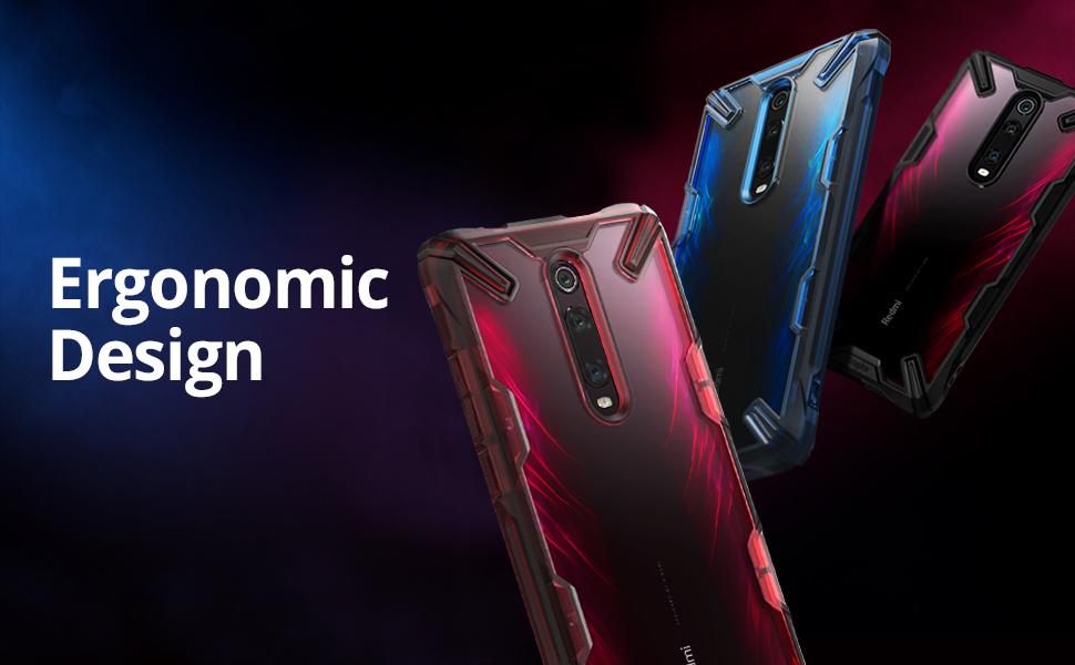 Ringke Fusion X Designed for Ringke Fusion X for Xiaomi Mi 9T