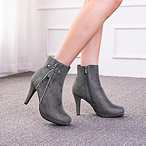 women's ankle booties