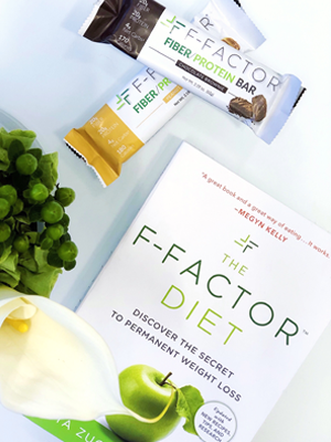 ffactor tanya bars protein book diet healthy weight loss fit lifestyle secret workout fiber life