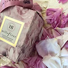 Soft and Romantic Millefleur, Peony Pink Fragrance