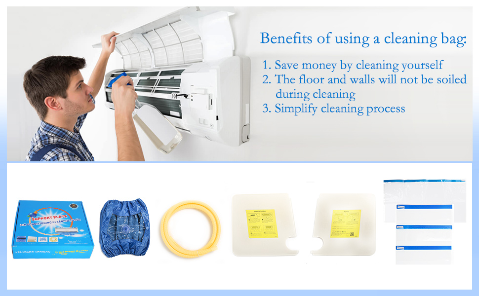 AC cleaning bag