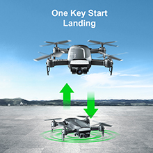 One Key Take Off/Landing