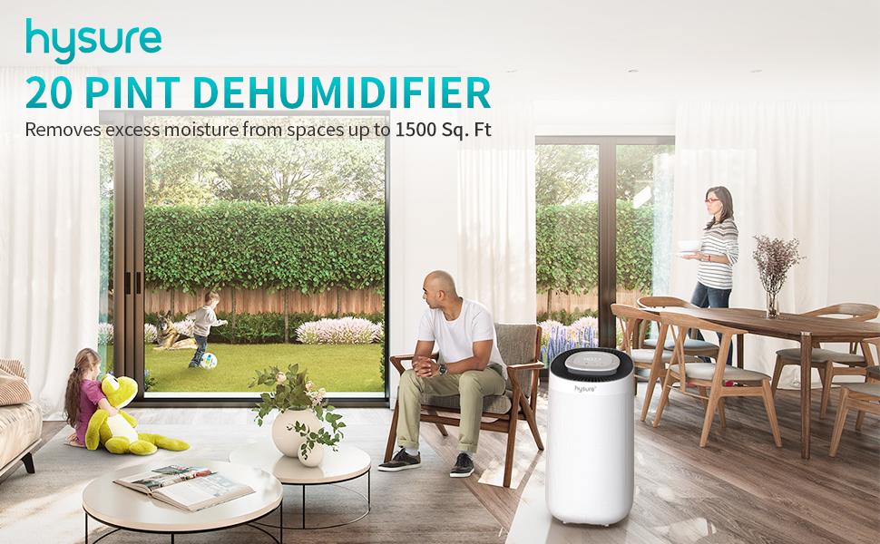 hysure dehumidifier