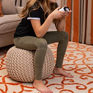 pouf, foot rest, ottoman, seat, living room sitting, game chair, floor chair, kid chair, floor seat