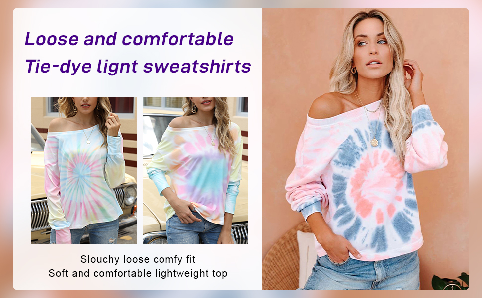 Light Sweatshirts for Women