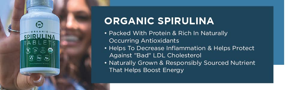 spirulina, spirulina powder, greens, nutrition, clean nutrition