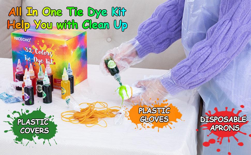 Tie Dye Kits