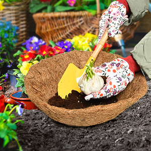 coco coir liner for hanging baskets