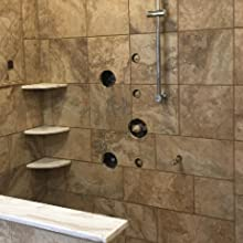 Drilling Shower Tiles