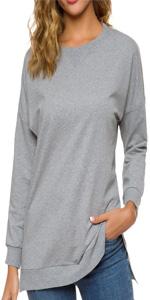 women sweatshirt tunic,loose sweatshirts,womens sweatshirt tops,sweashirts for women